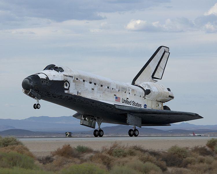 space shuttle landing in utah - photo #22