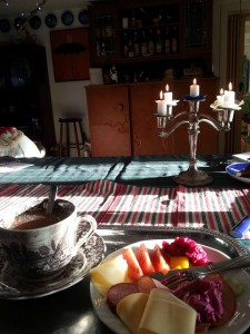 sunkissed breakfast