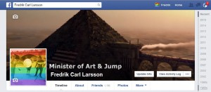 Minister of Art - at FB